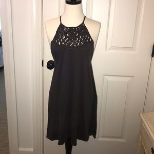 Dark grey Billabong dress